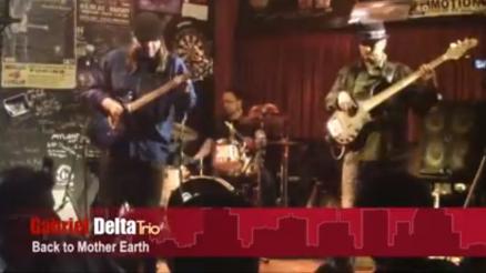 "Gabriel Delta Trio ""Back to Mother Earth"""